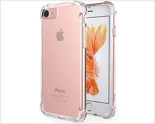 BAKESOG iPhone 6-6s Clear Case