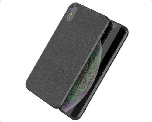 BB Face Magnetic Adsorption Case for iPhone XR