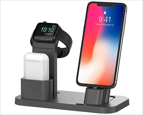 BEACOO iPhone X, 8 Plus, and iPhone 8 Docking Station
