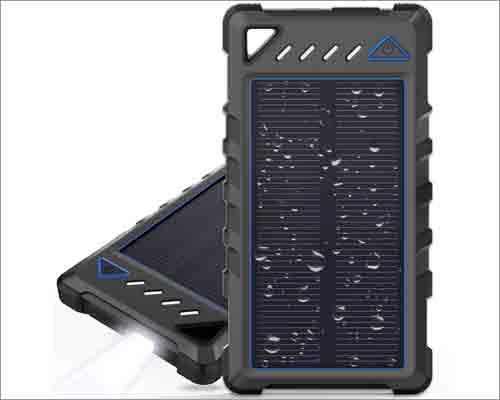 BEARTWO-Portable-Solar-Power-Bank