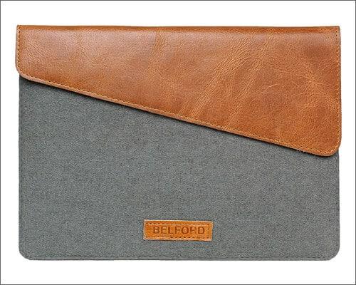 BELFORD iPad Air 3 Leather Sleeve