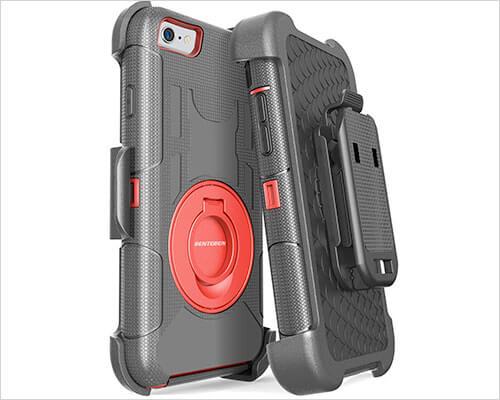 BENTOBEN iPhone 6-6s Belt Clip Holster Case