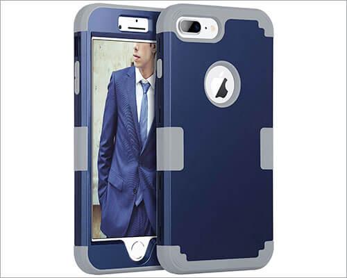 BENTOBEN iPhone 7 Plus Heavy Duty Case