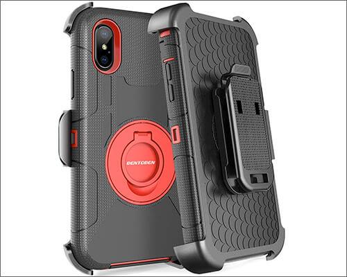 BENTOBEN iPhone Xs Max Belt Clip Holster Case