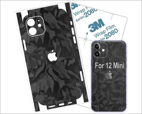 BETXELL camo iPhone 12 Mini skin