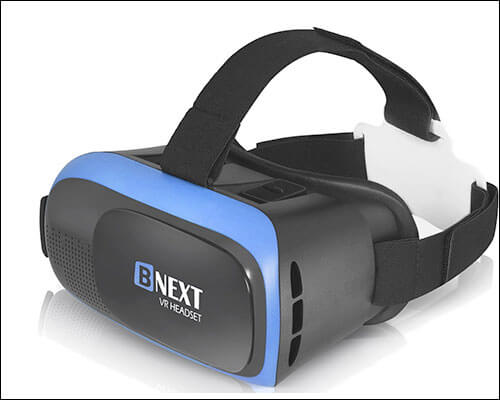 BNEXT VR Headset for iPhone X, iPhone 8 Plus and iPhone 8