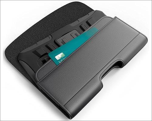 BOMEA iPhone 6s Plus Belt Clip Case Pouch