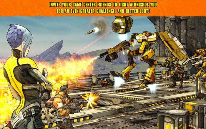 BORDERLANDS 2 Mac Game Screenshot