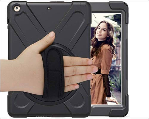 BRAECN Military Grade Case for iPad Air 2