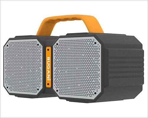 BUGANI Waterproof Portable Bluetooth Speakers