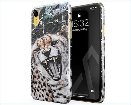 BURGA iPhone XR Designer Case