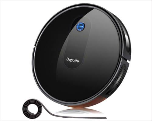 Bagotte Robot Vacuum Cleaner for Carpet Cleaning