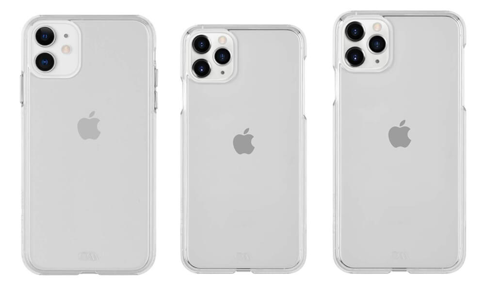 Barely There Case from Case-Mate for iPhone 11, 11 Pro, and 11 Pro Max