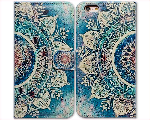 Bcov Flip Case for iPhone 6-6s