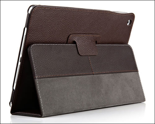 Bear Motion 2018 iPad 9.7-inch Leather Case