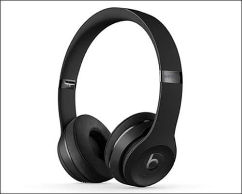Beats Solo3 Siri Enabled Wireless Headphones