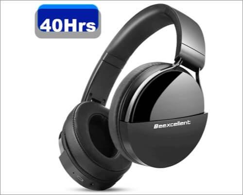 Beexcellent Wireless Bluetooth Headphones for iPad Pro