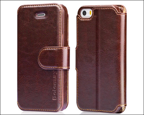 Belemay Executive iPhone 5s, 5 Case
