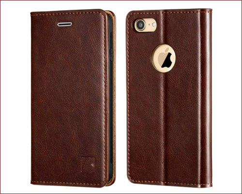 Belemay Flip Case for iPhone 8