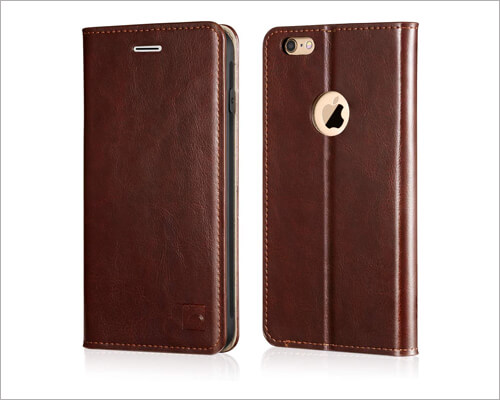 Belemay Genuine Leather Case for iPhone 6 6s