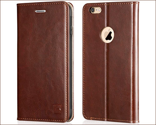 Belemay Wallet Case for iPhone 6 Plus