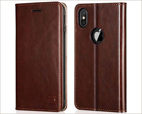 Belemay iPhone X-Xs Wallet Case