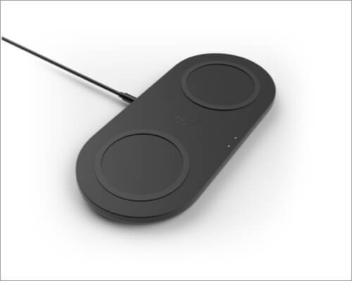 Belkin Dual Wireless Charging Pads accessory from CES