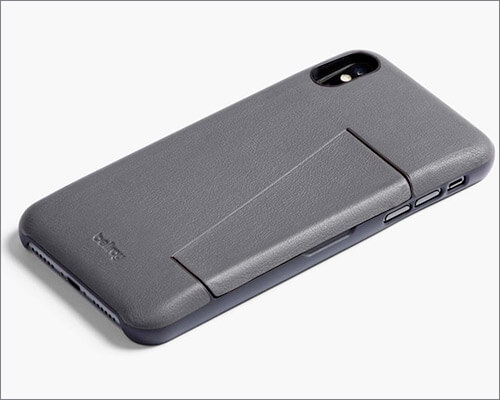 BellRoy iPhone Xs Max Leather Case
