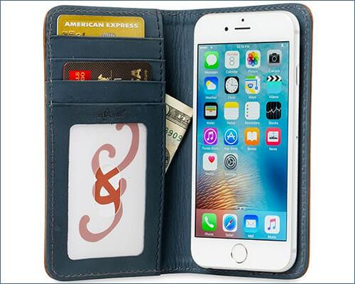 Bella Fino iPhone 7 Wallet Case