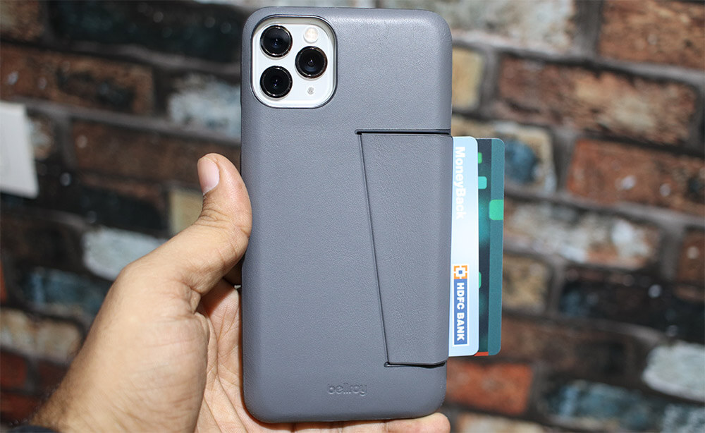 Bellroy Card Holder Case for iPhone 11 Pro Max, 11 Pro, and iPhone 11