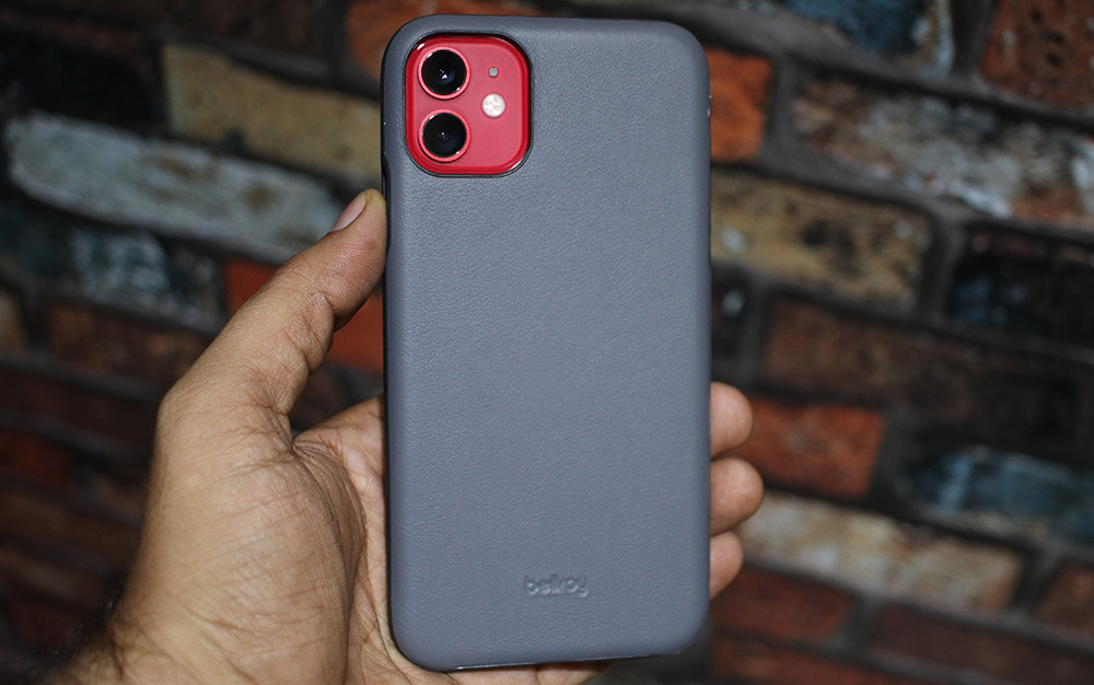 Bellroy Leather Case for iPhone 11 Pro Max