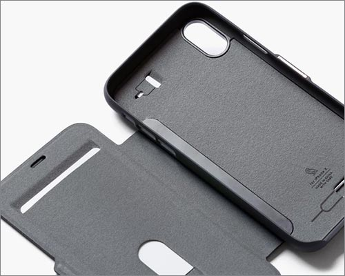 Bellroy Phone Wallet iPhone X Leather Case