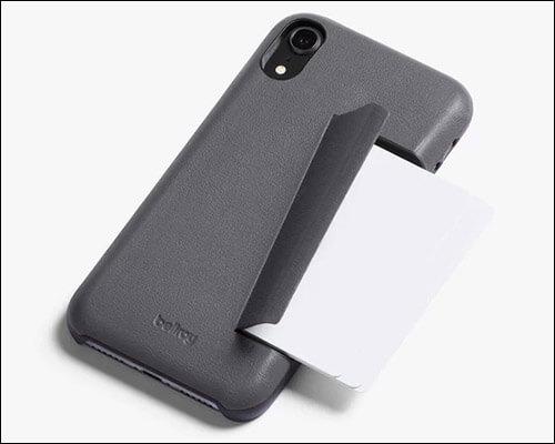 Bellroy iPhone Xs Slim Wallet Case
