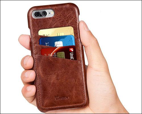 Benuo iPhone 7 Plus Leather Case