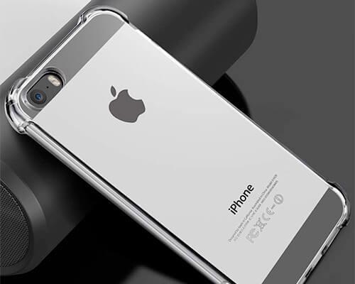 Besiva iPhone SE Bumper Case
