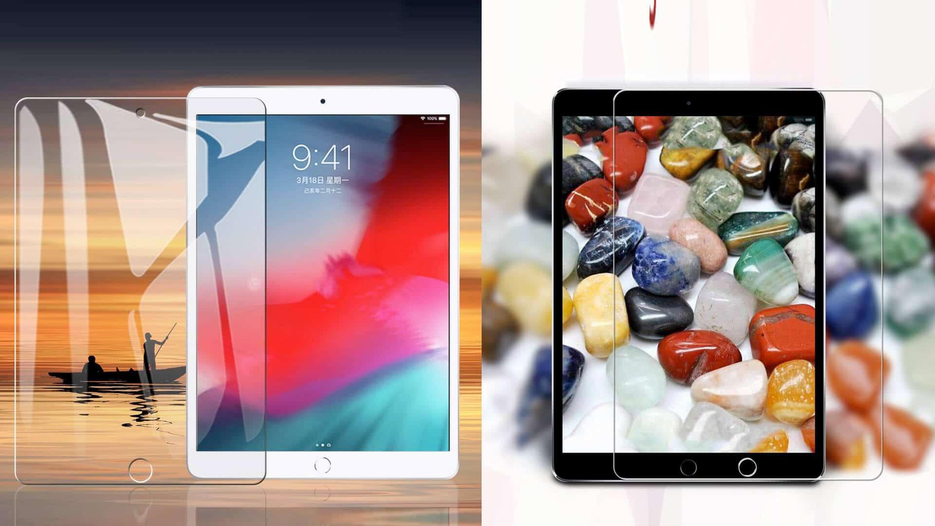 Best 10.5-inch iPad Air 3 Screen Protectors