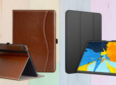 Best 11 inch iPad Pro Leather Cases