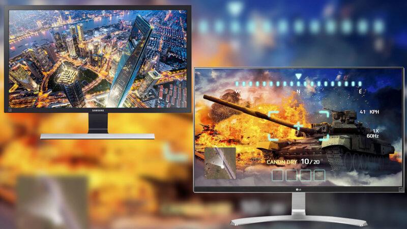 Best 4K Monitors for Apple TV