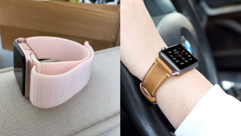 Best Apple Watch Band Replacement