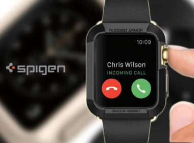 Best Apple Watch Cases from Spigen