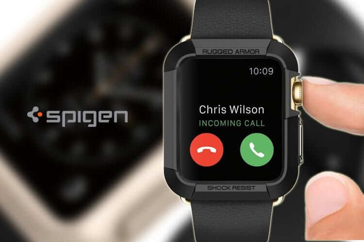 Best Apple Watch Cases from Spigen