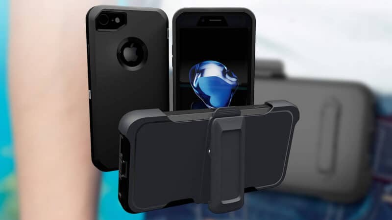 Best Belt Clip Cases for iPhone 8