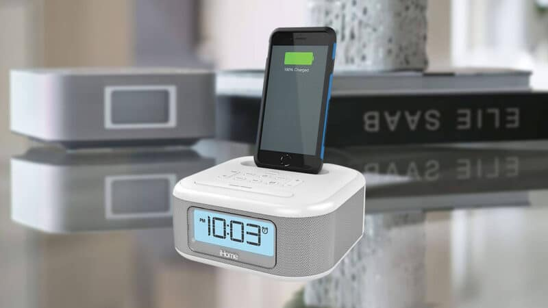 Best Clock Radio Dock for iPhone 6-6s Plus