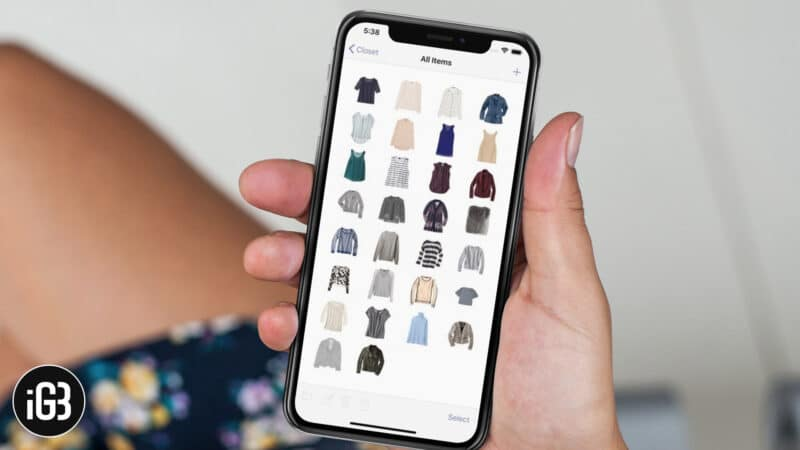 Best Closet Apps for iPhone and iPad