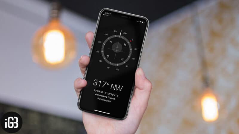 Best Compass Apps for iPhone and iPad