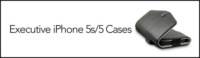 Best Executive Cases for iPhone 5s-5
