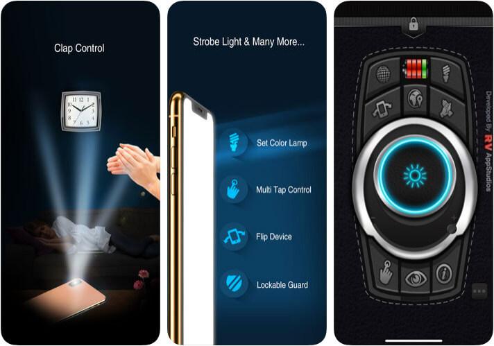 Best Flash Light Flashlight App For iPhone