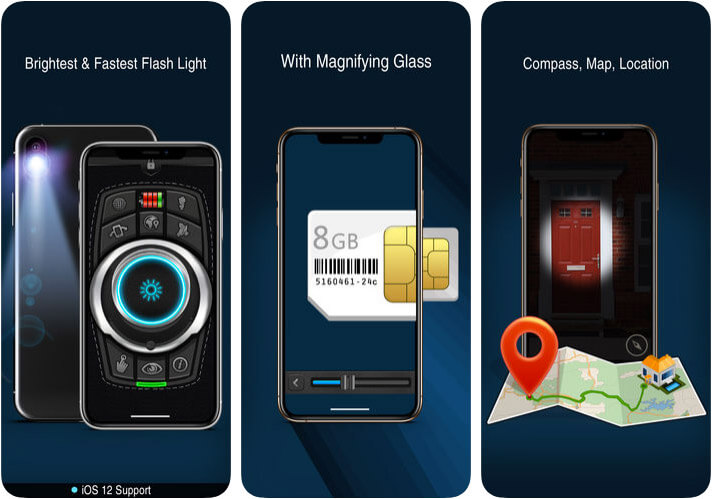 Best Flash Light iPhone App