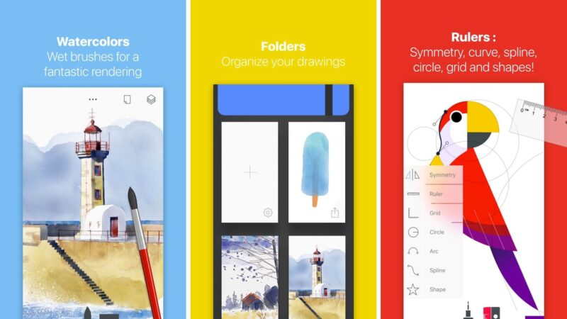 Best Graphic Design Apps for iPhone and iPad
