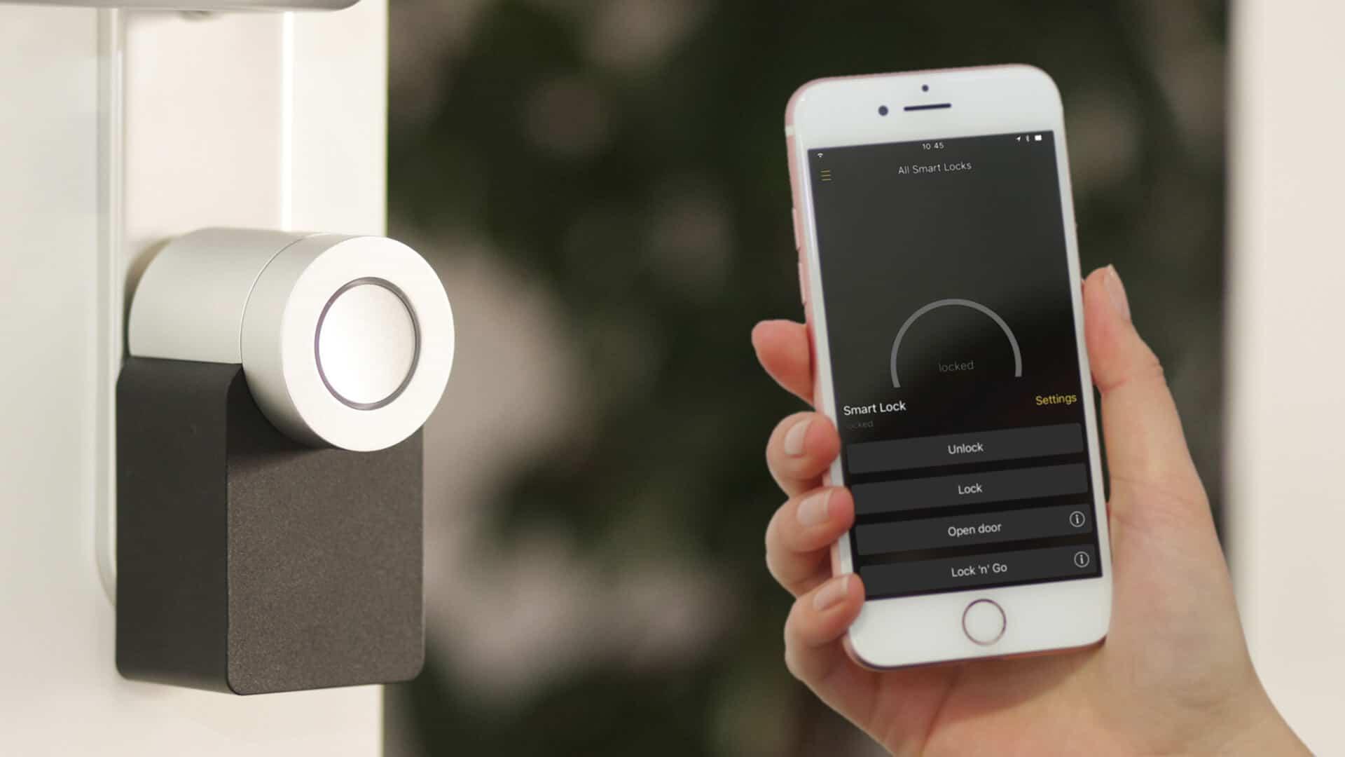 Best HomeKit Compatible Smart Locks